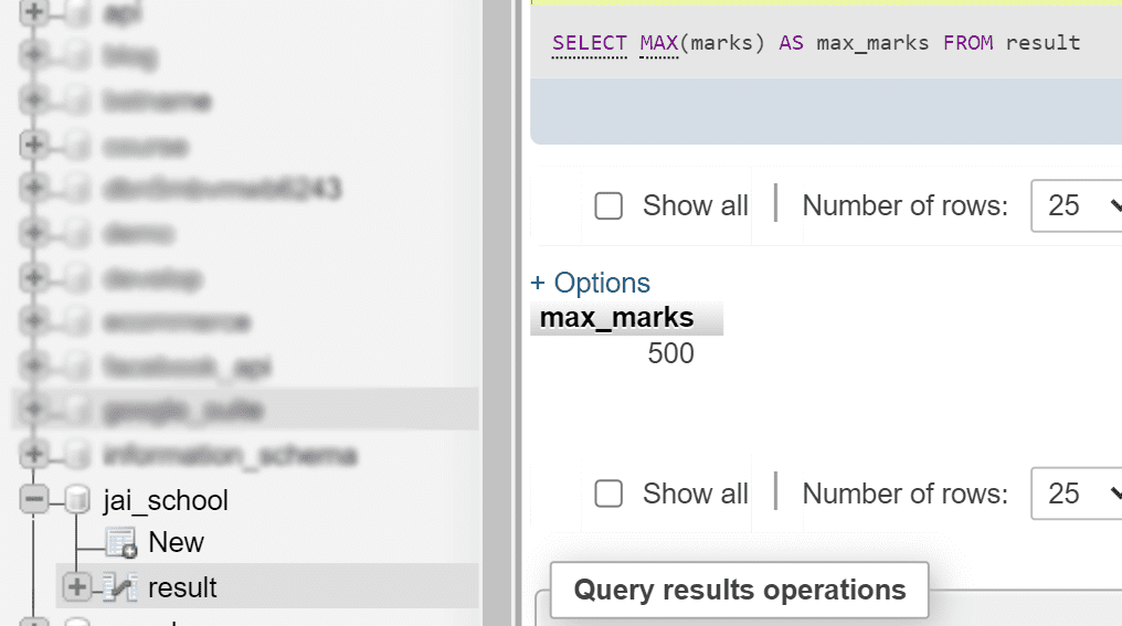 sql-MAX-with-AS